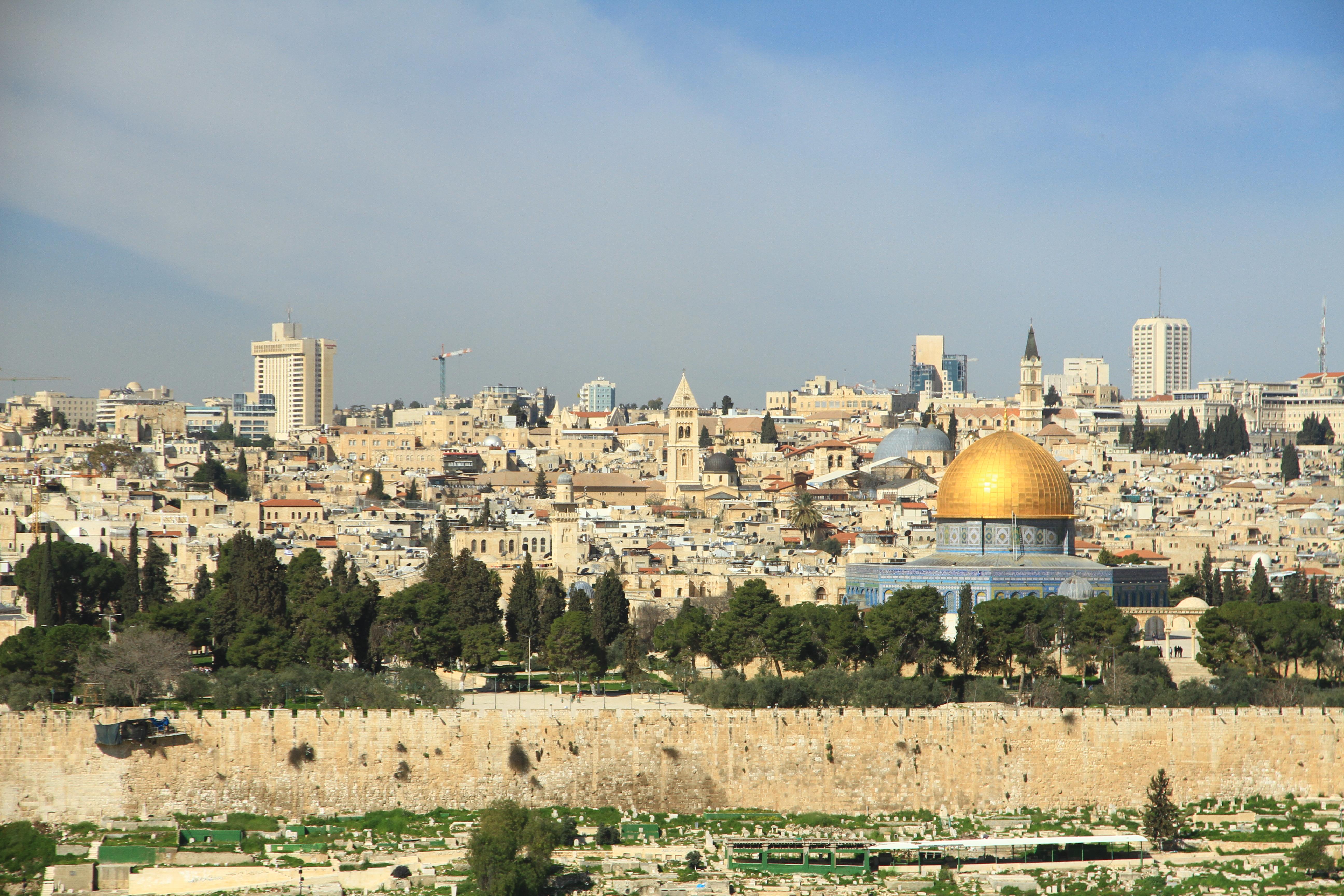 1、2019.3.5-14我们随团到以色列约旦旅游,先后游览了特拉维夫、海法、提比利亚、加利利湖、佩特拉、耶路撒冷、伯利恒以及地中海、红海和死海等地(以下照片未按时间顺序排列)