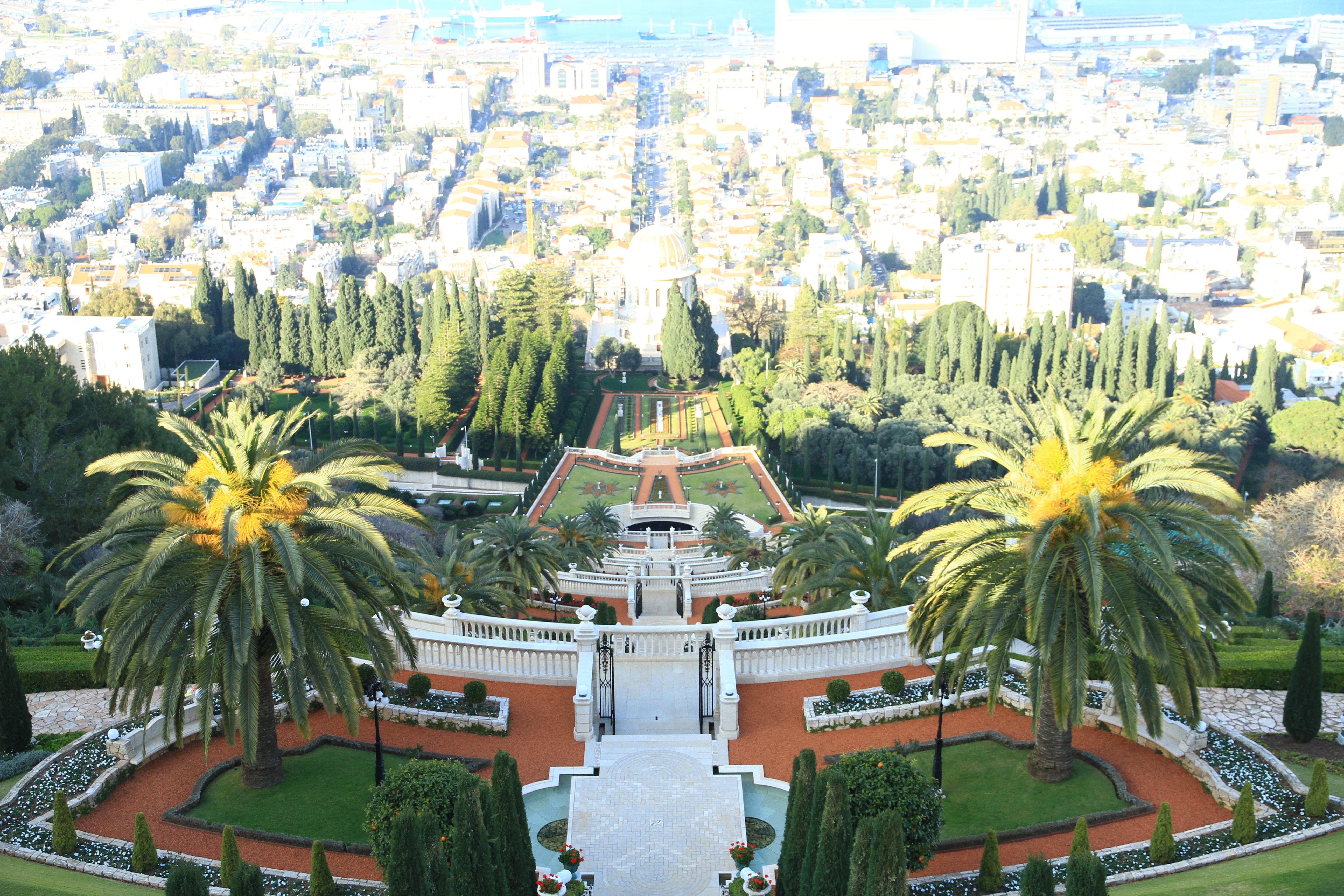 巴哈伊空中花园1