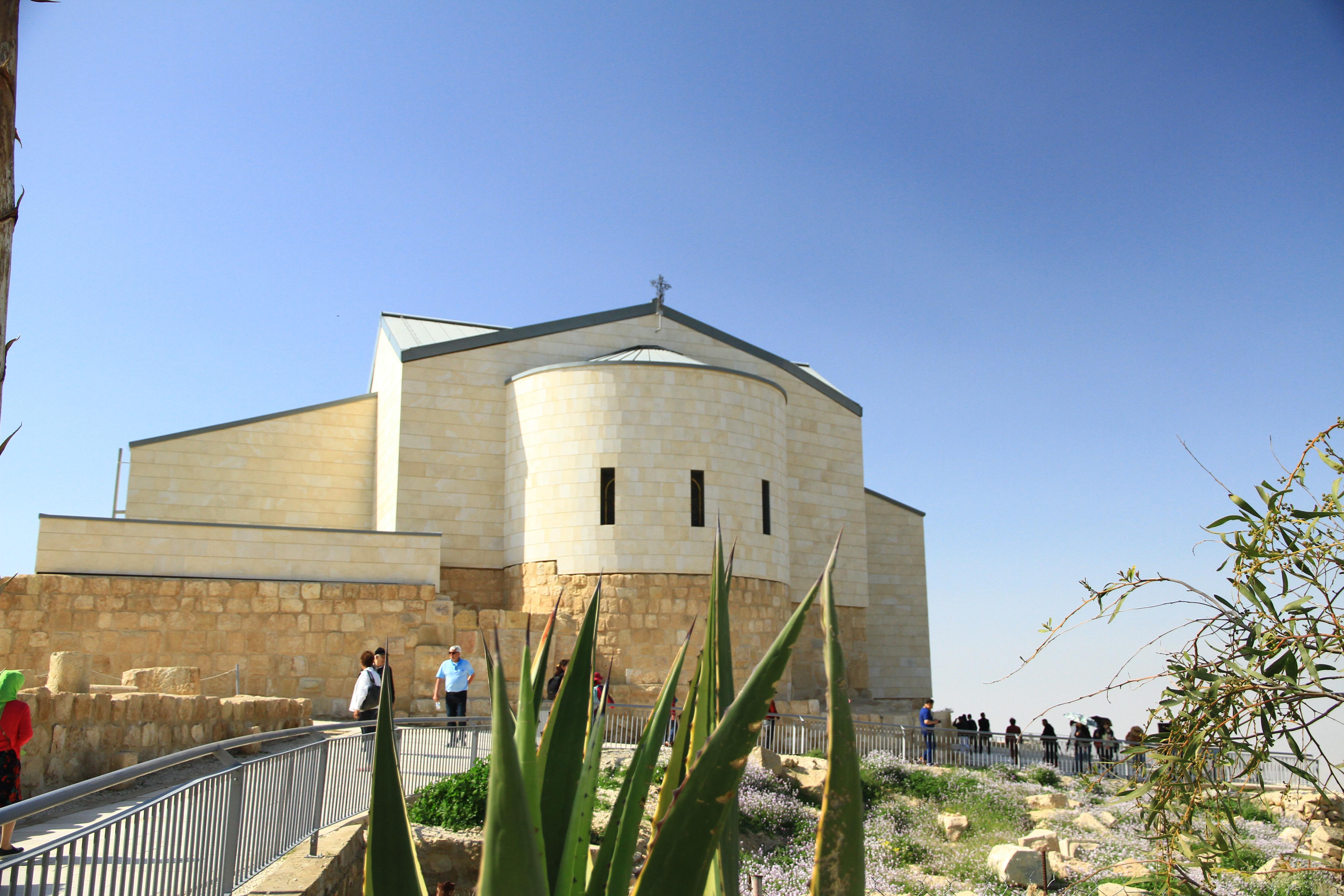 摩西升天教堂1