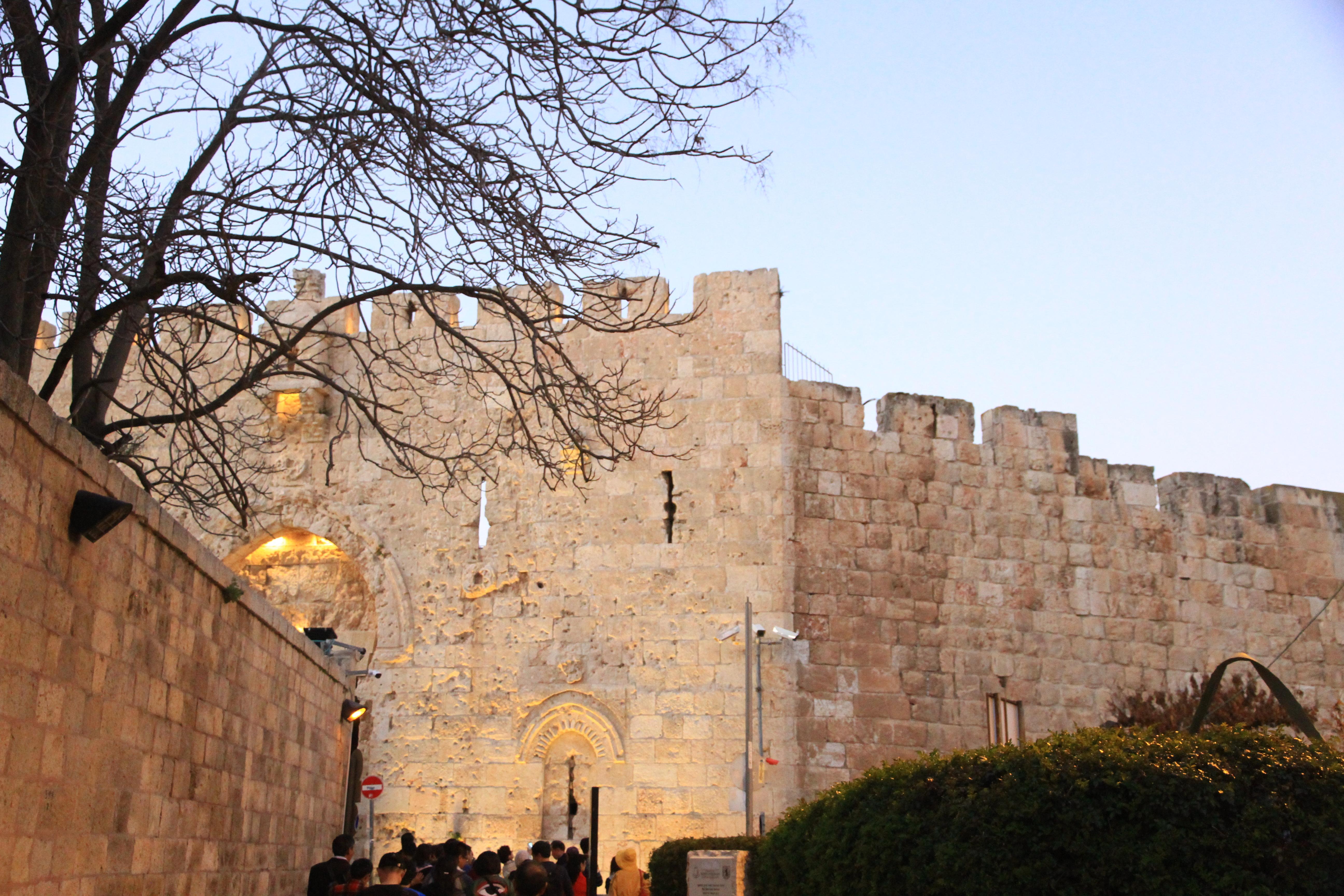 耶路撒冷古城1