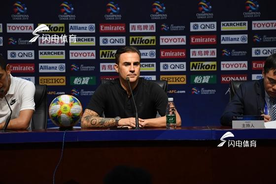 卡纳瓦罗透露点球大战安排 解释缘何提前离开球场