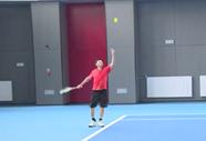 2019山东省中老年人网球比赛在日照成功举行