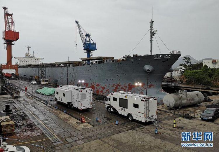 山东检察行政行政机关依法逮捕龙眼港货轮二氧化碳泄漏事故中6名犯罪嫌疑人