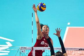 憾败!中国女排1-3不敌土耳其女排