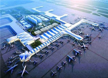 好消息!菏泽机场年底前将达到试飞条件!