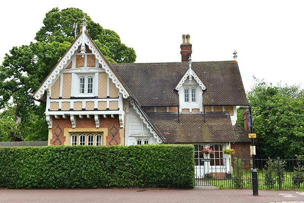 10  英格兰乡村民居