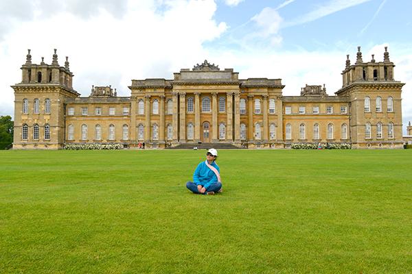 18  丘吉尔庄园,英国最大的贵族庄园。