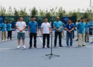 新增鹰眼判罚系统!2019中国业余网球公开赛日照站今日开赛