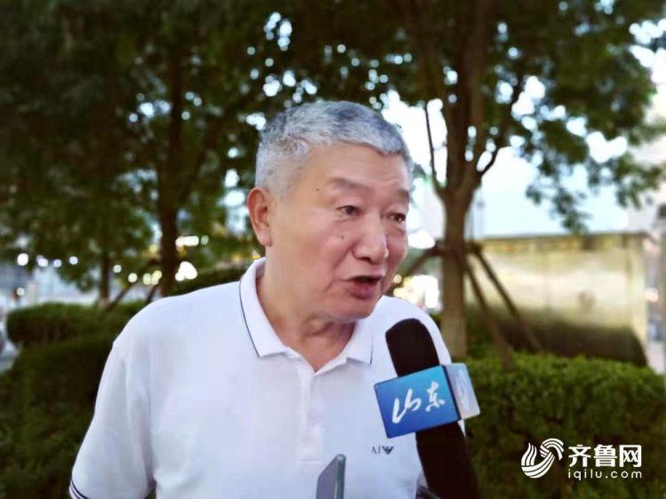 盛夏时节又见老帅叶鹏  对于山东篮球有两个期待
