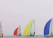 二青会帆船29er级决赛暨全国帆船锦标赛49er级山东获两金