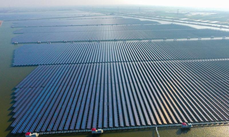 光伏发电扩容约5000万千瓦 年度补贴需求约17亿元