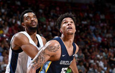 孟菲斯灰熊VS明尼苏达森林狼 NBA联赛迎决赛