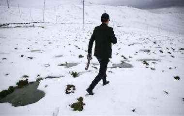 奔跑在高原上的山东电视人 三年走遍门源县109个村