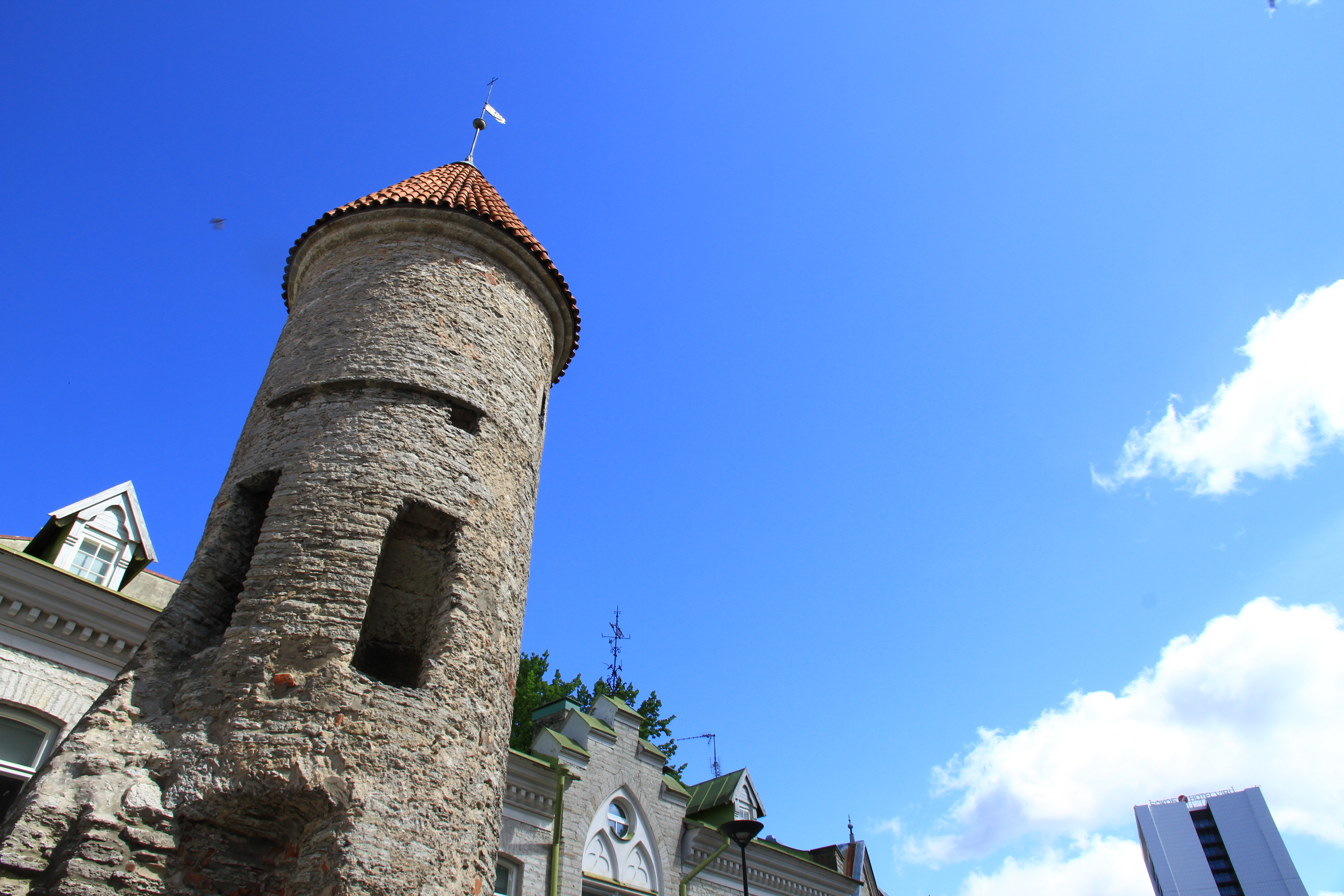 7、爱沙尼亚塔林:古堡