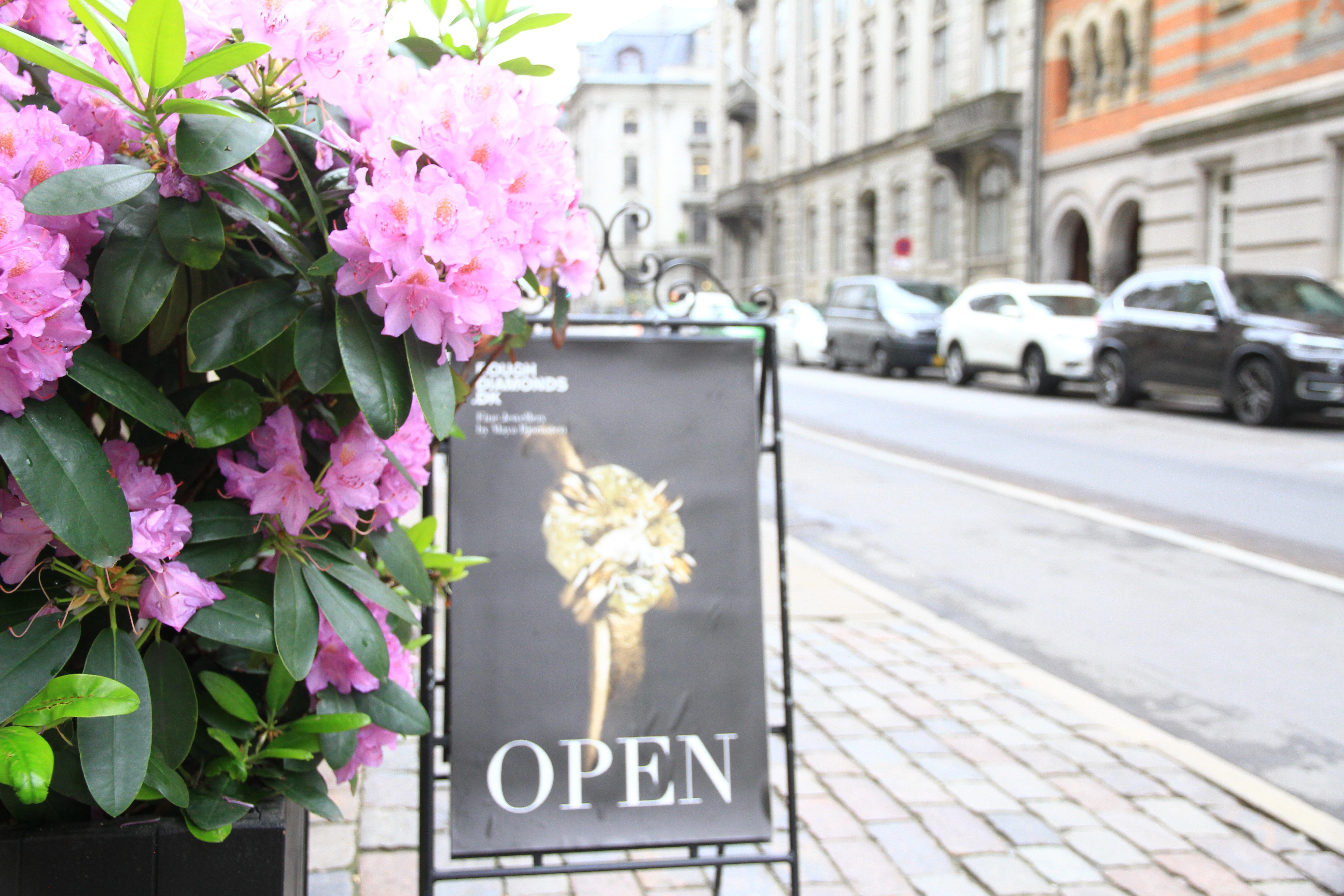 43、丹麦哥本哈根:新港酒吧街街景1