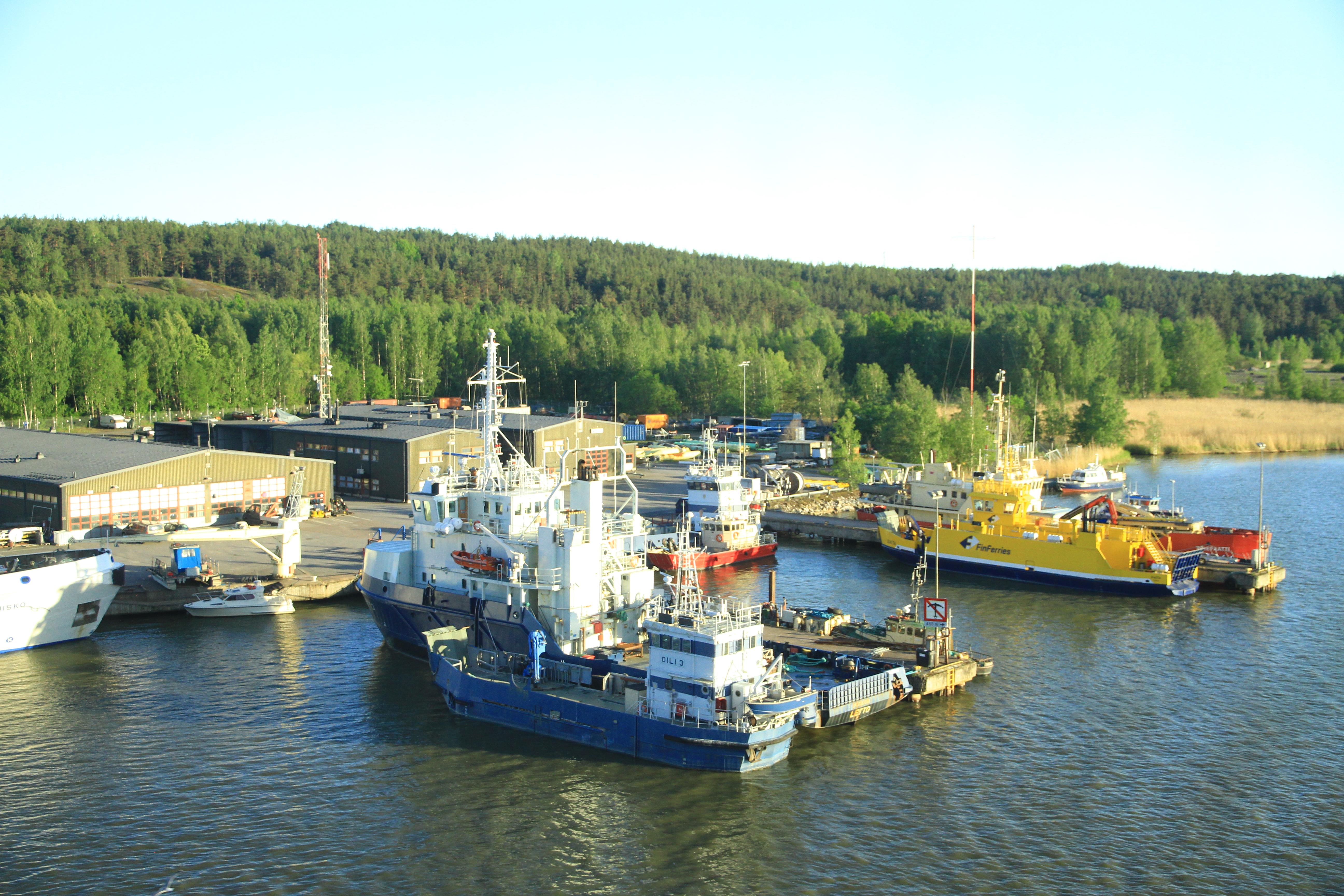 48、芬兰:波罗的海1