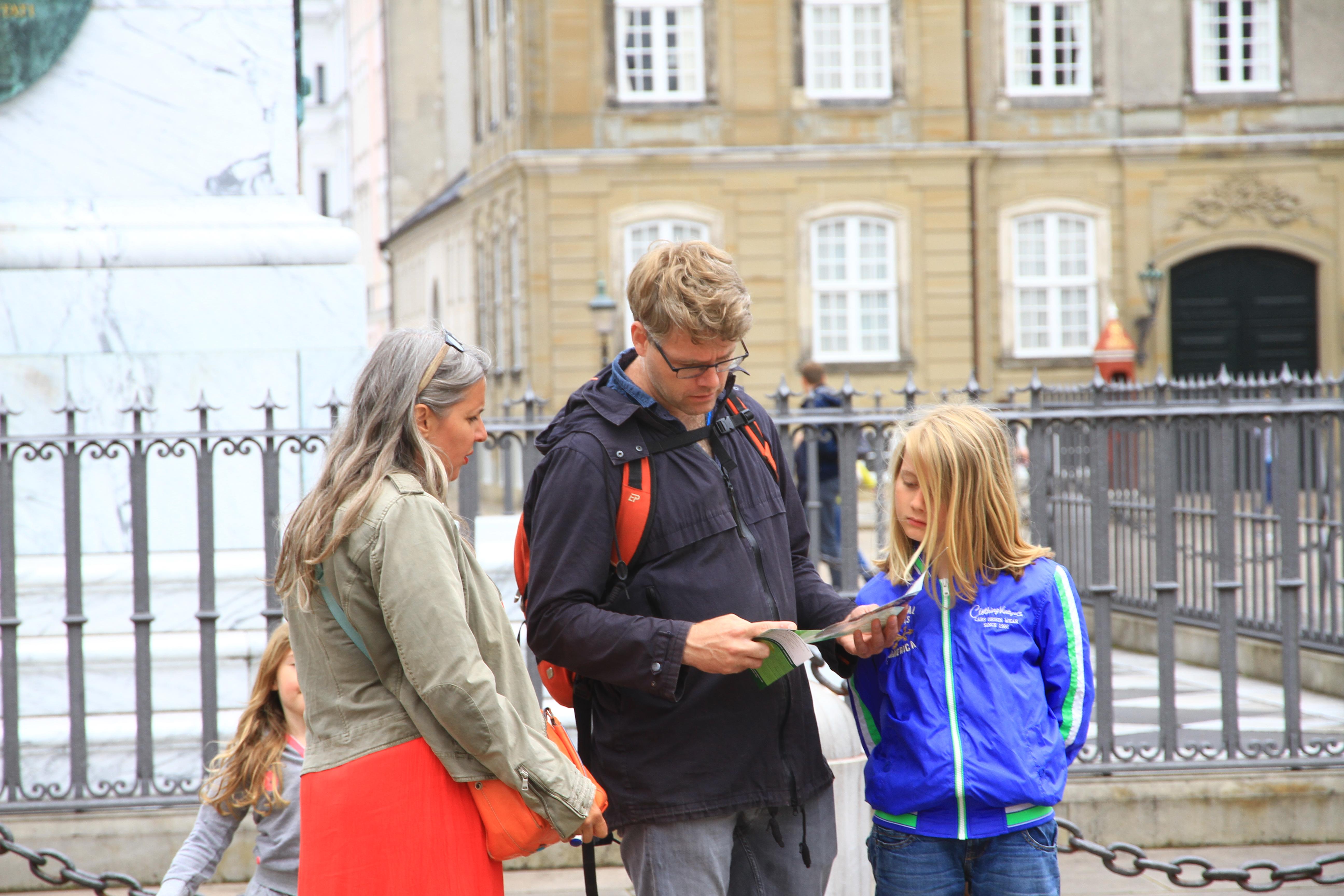 47、丹麦哥本哈根:游客3