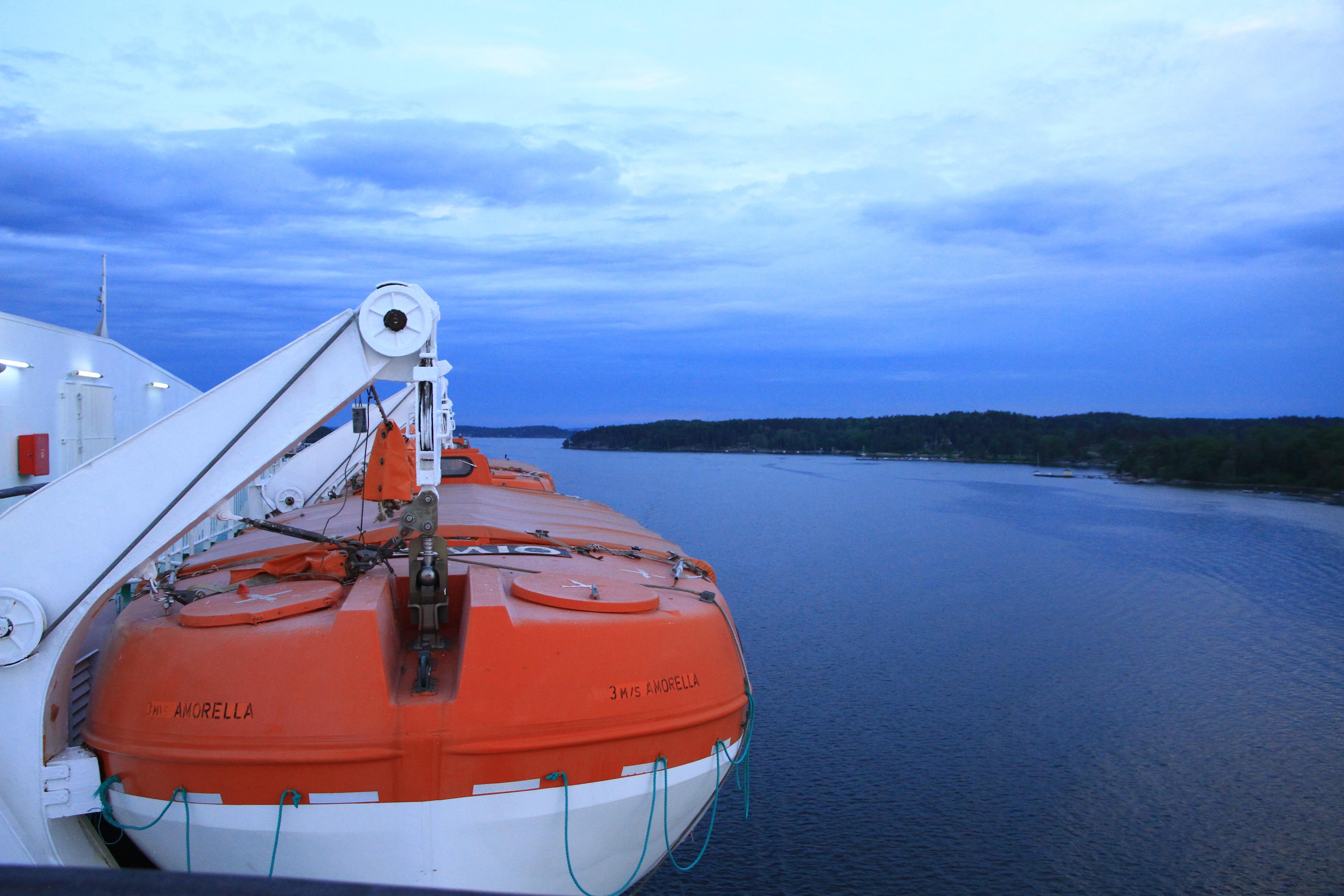 49、芬兰:波罗的海2