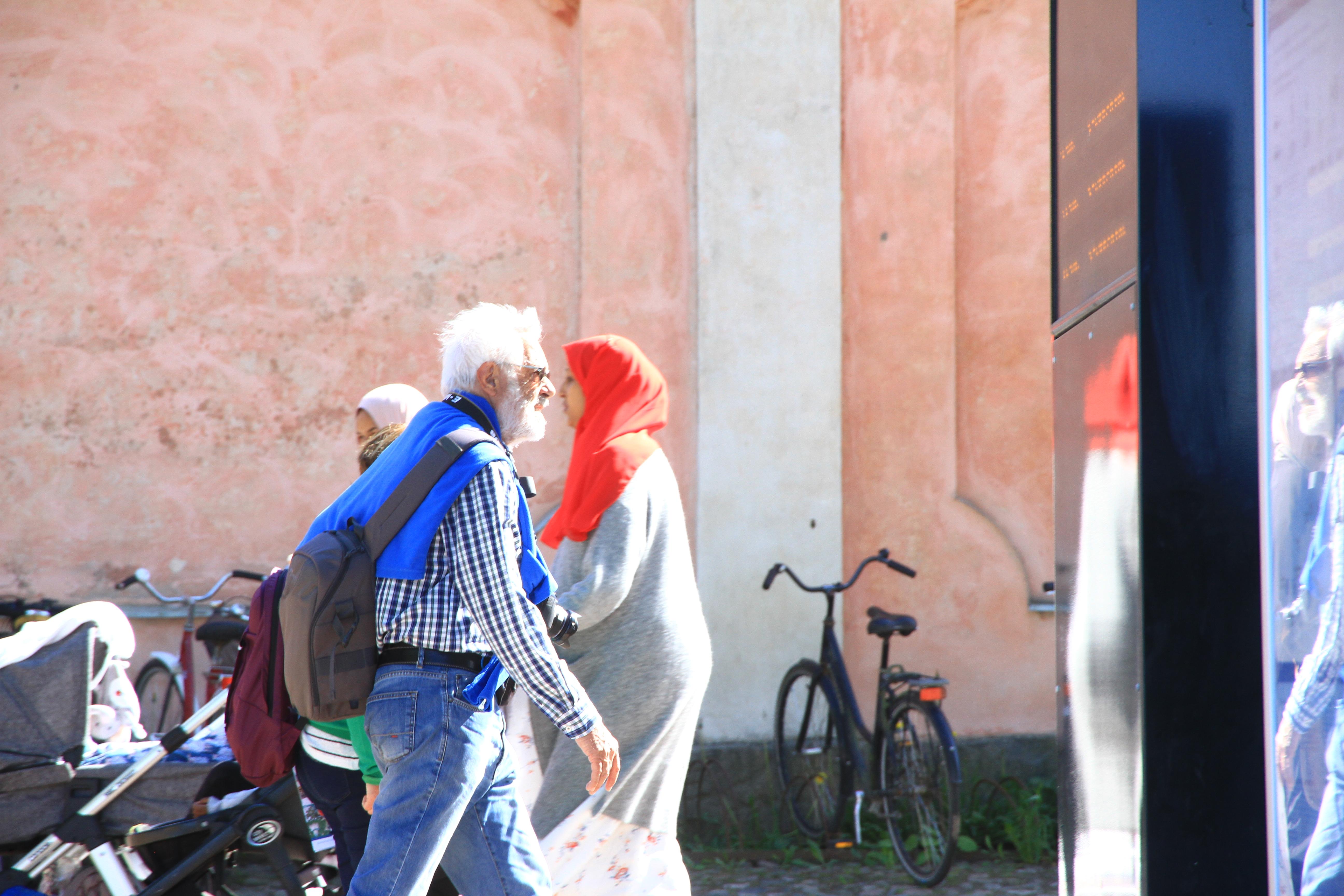 57、芬兰芬兰堡:街景