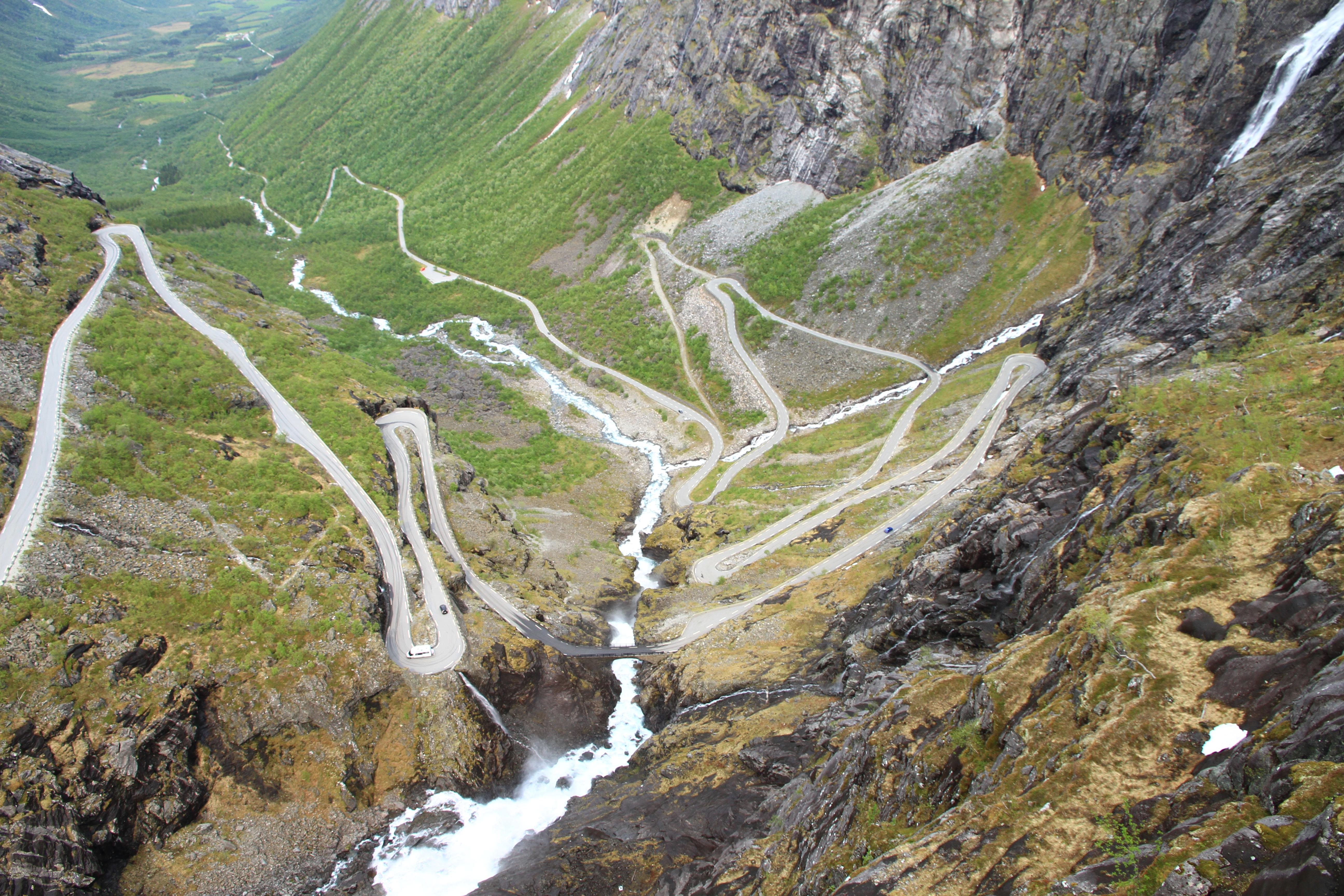 86、挪威:精灵之路--挪威最绝美壮观的公路之一