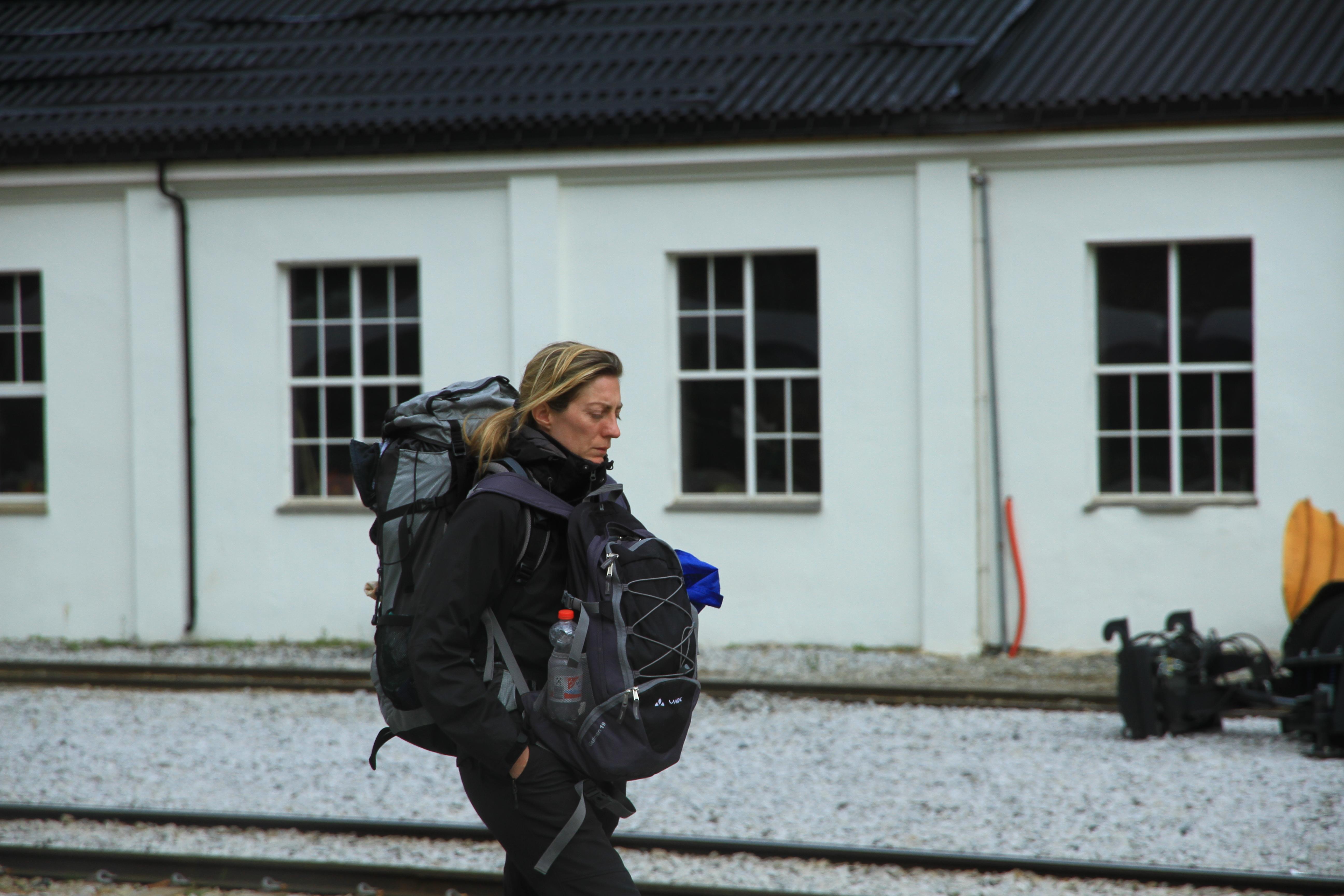 88、挪威:峡湾驴友