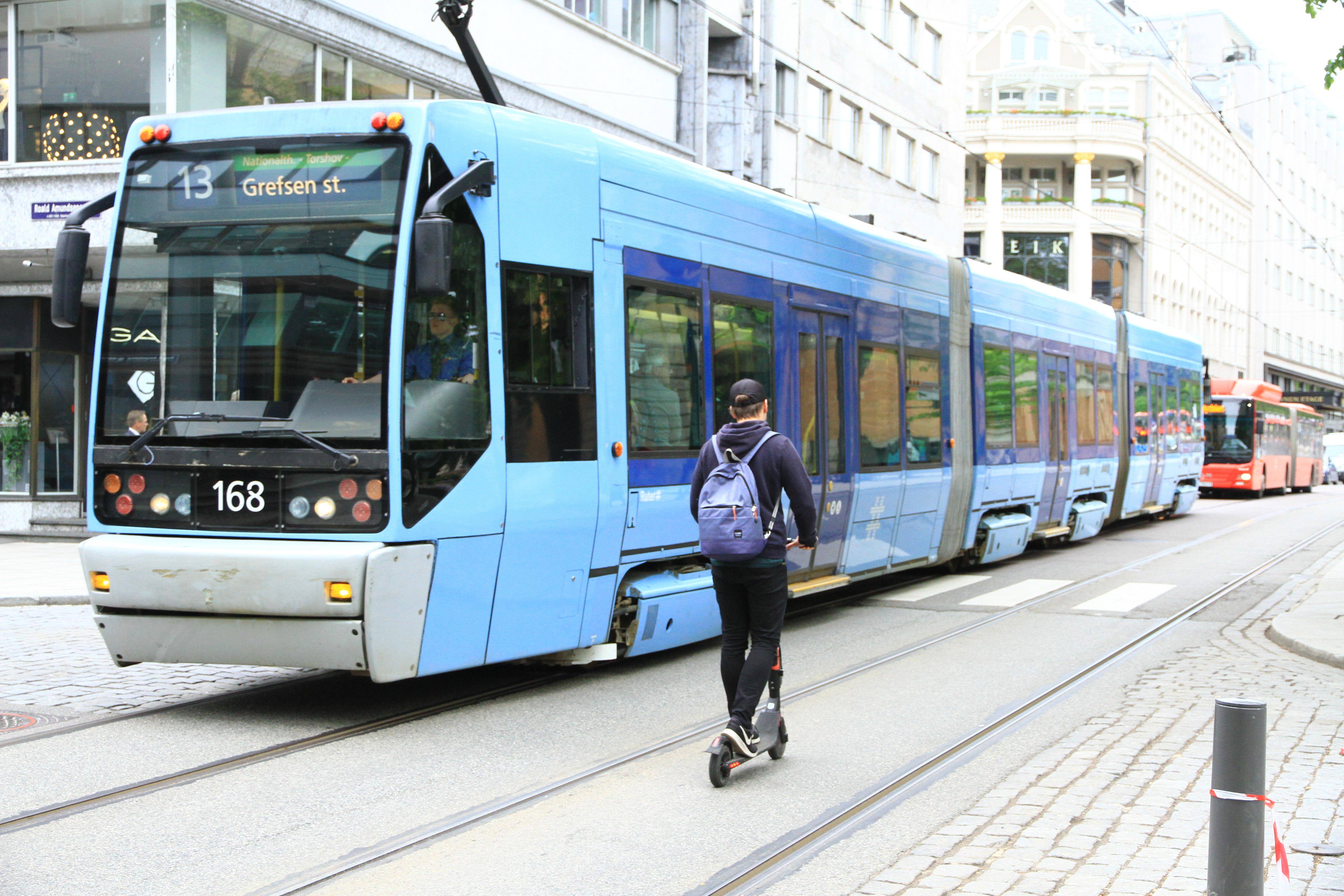 93、挪威奥斯陆:街景2