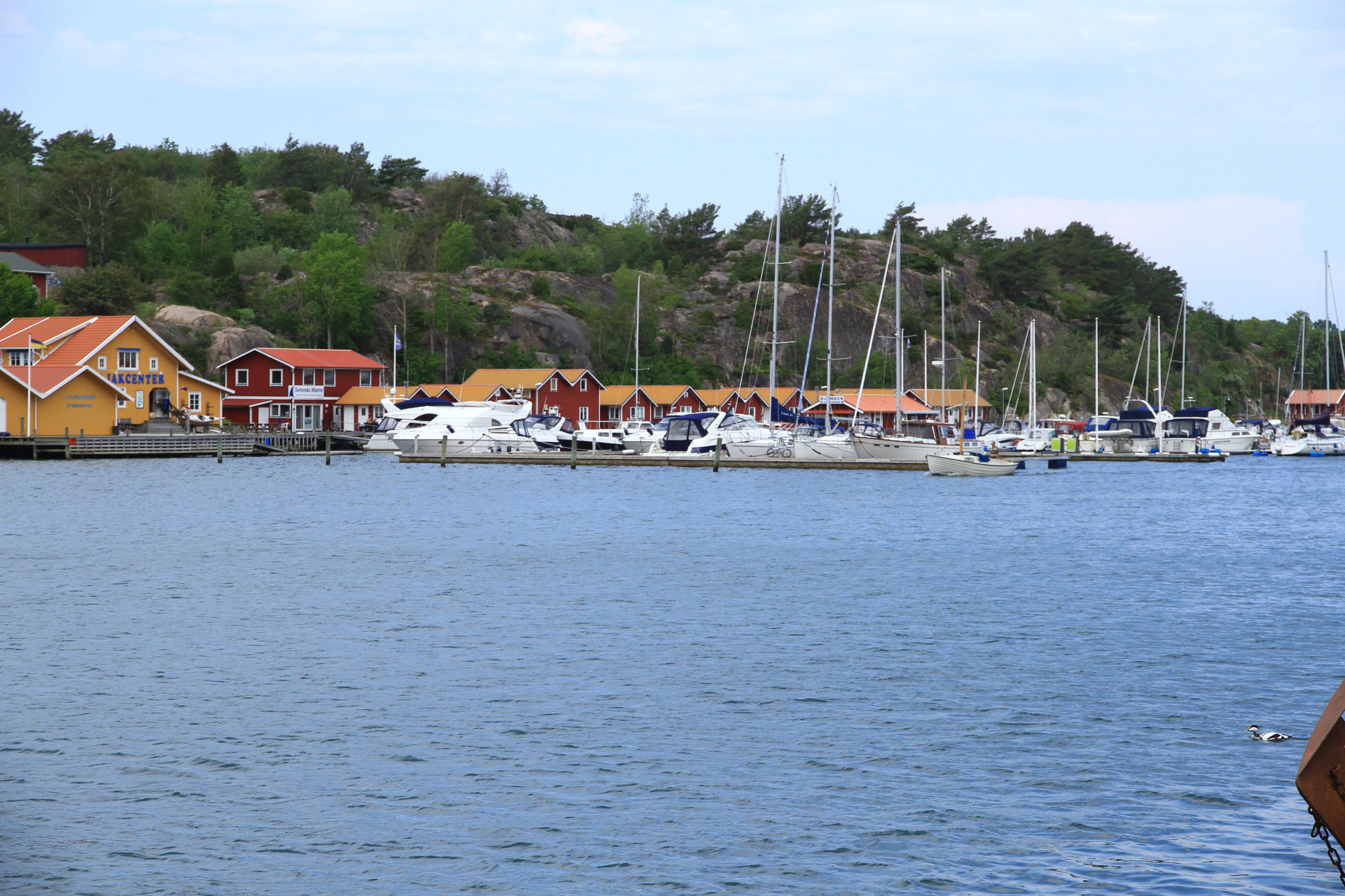 123、瑞典哥德堡:格雷贝斯塔--生蚝小镇1