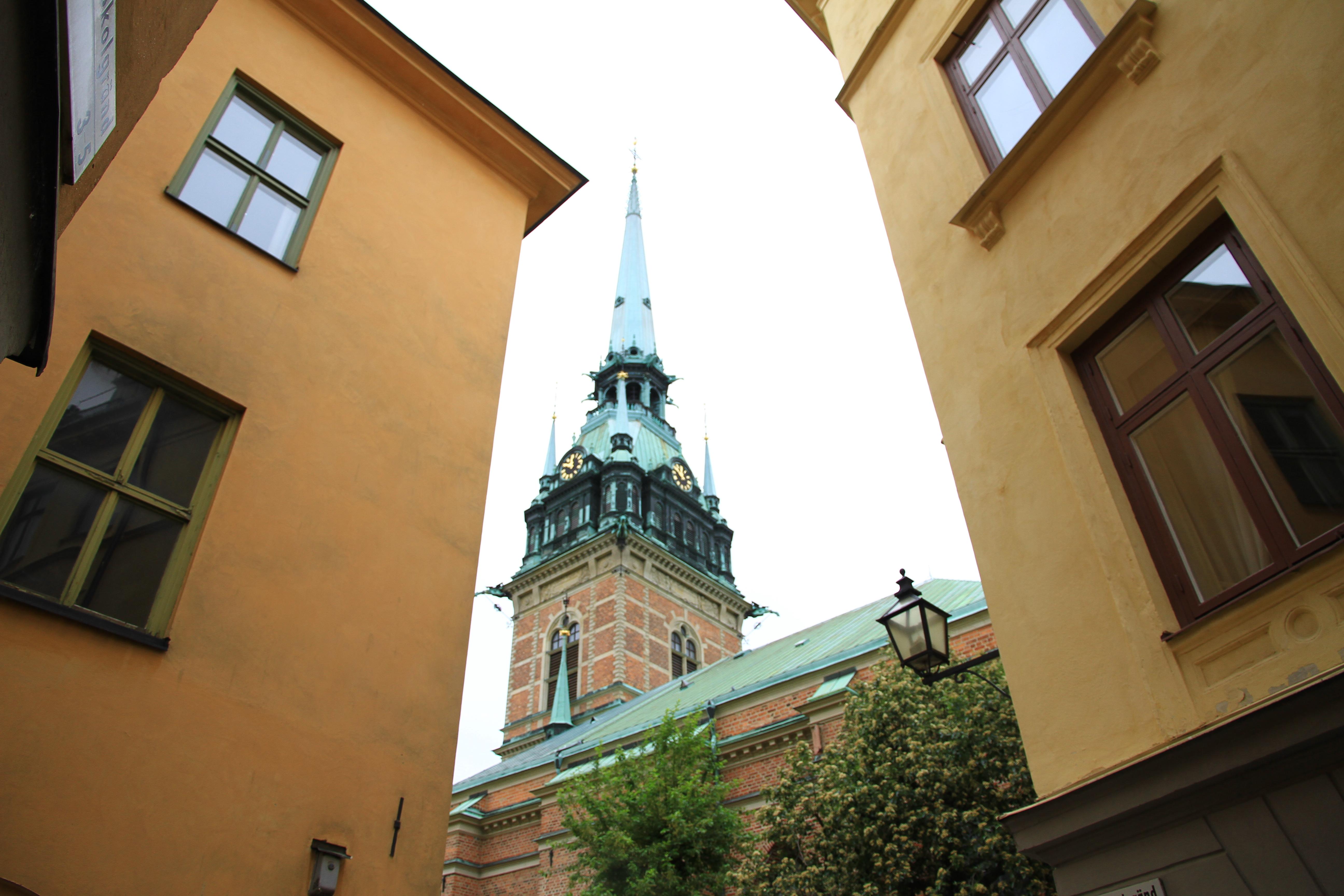 126、瑞典哥德堡:街景