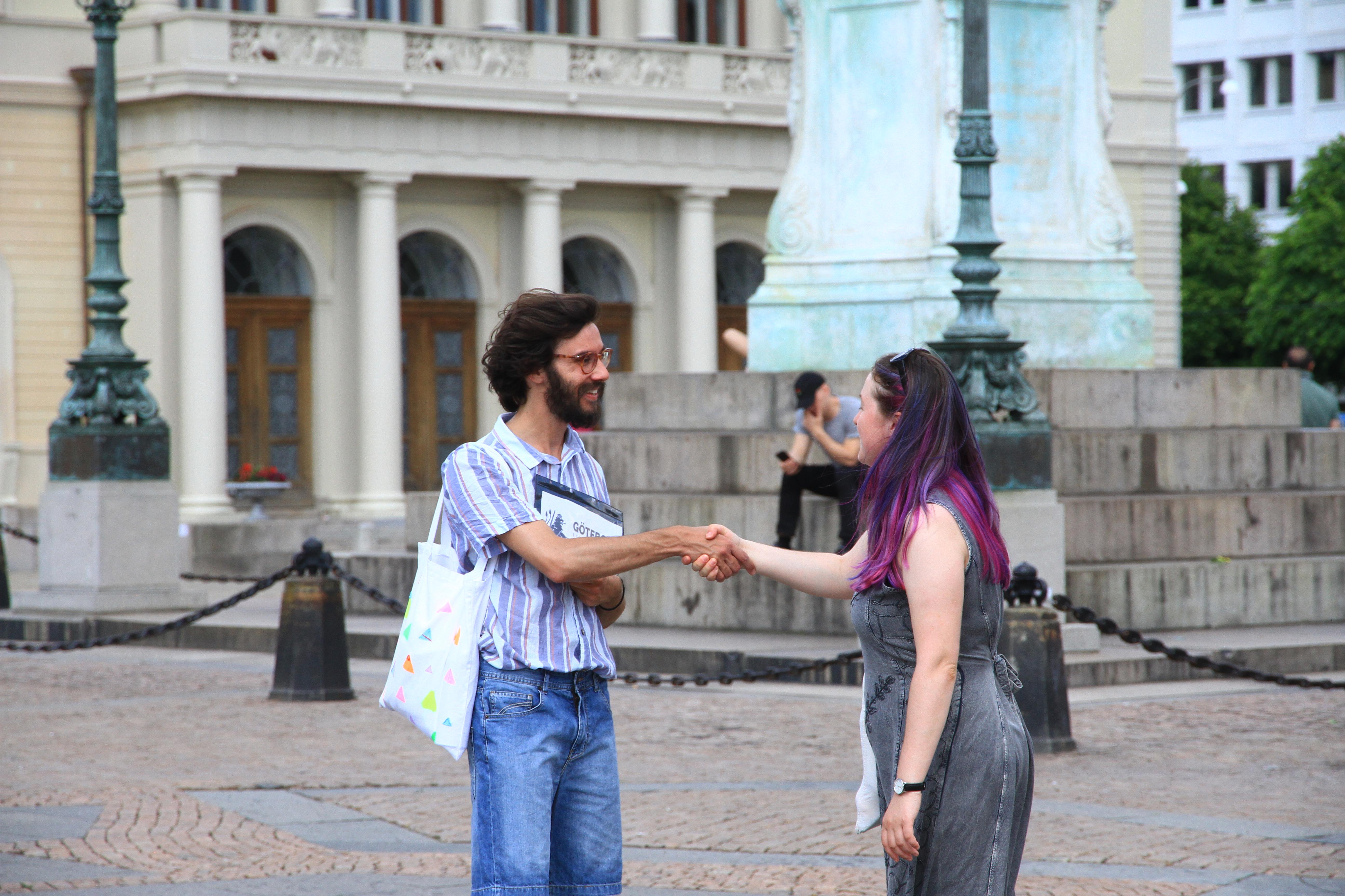 127、瑞典哥德堡:市政厅广场1