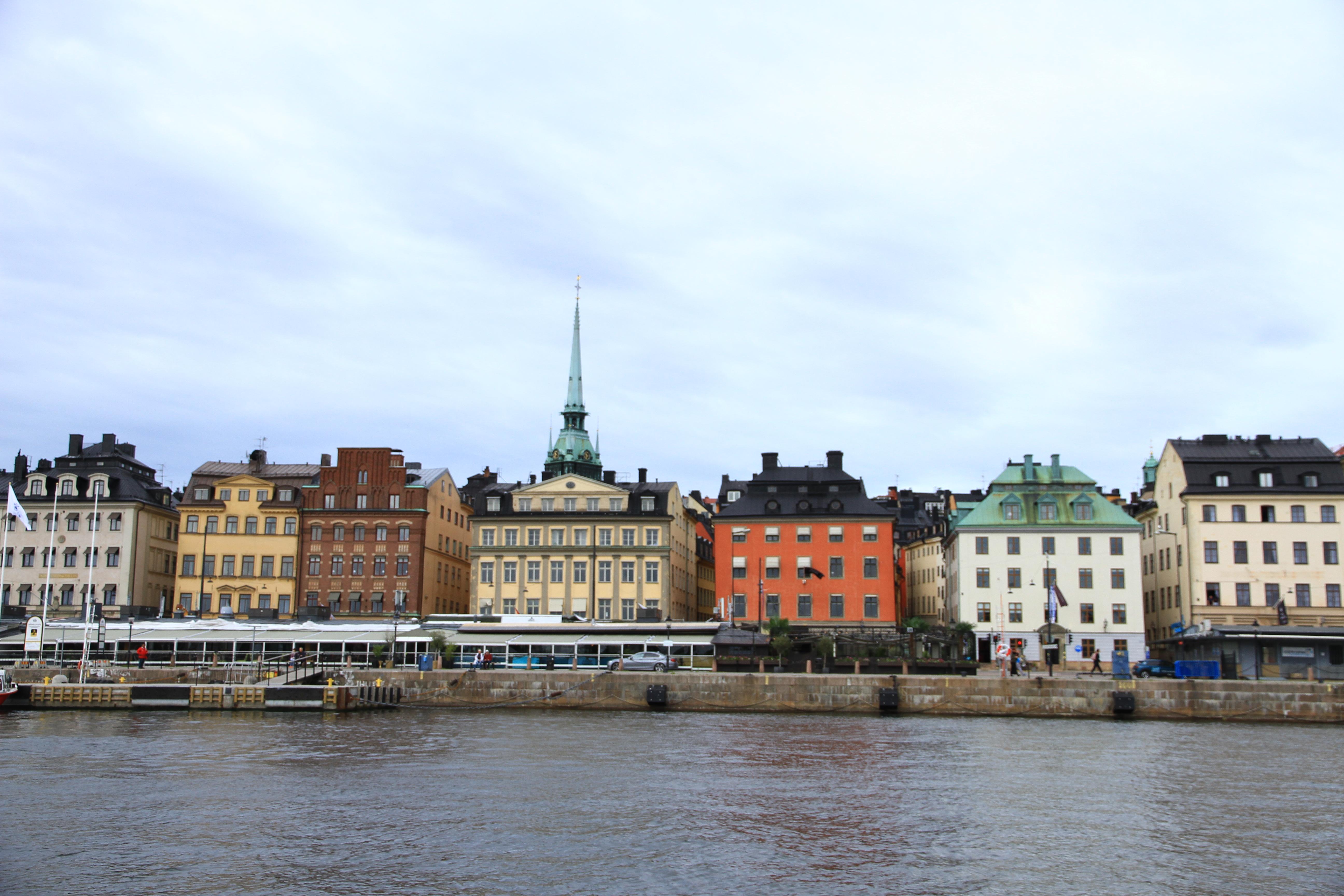 129、瑞典哥德堡:位于卡特加特海峡,一座风光秀丽的海港城市
