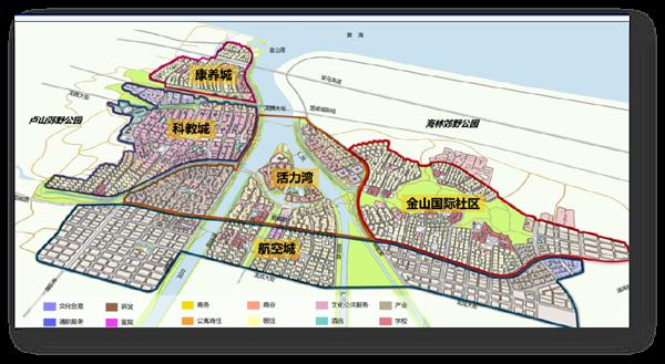 """蓝图规划:烟台金山湾向""""现代化标志性滨海新区""""阔步进发"""