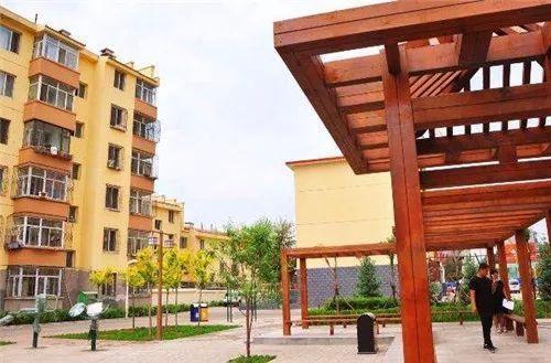 淄博公布老旧小区整治改造成果 3年改造268个项目19.5万户受益