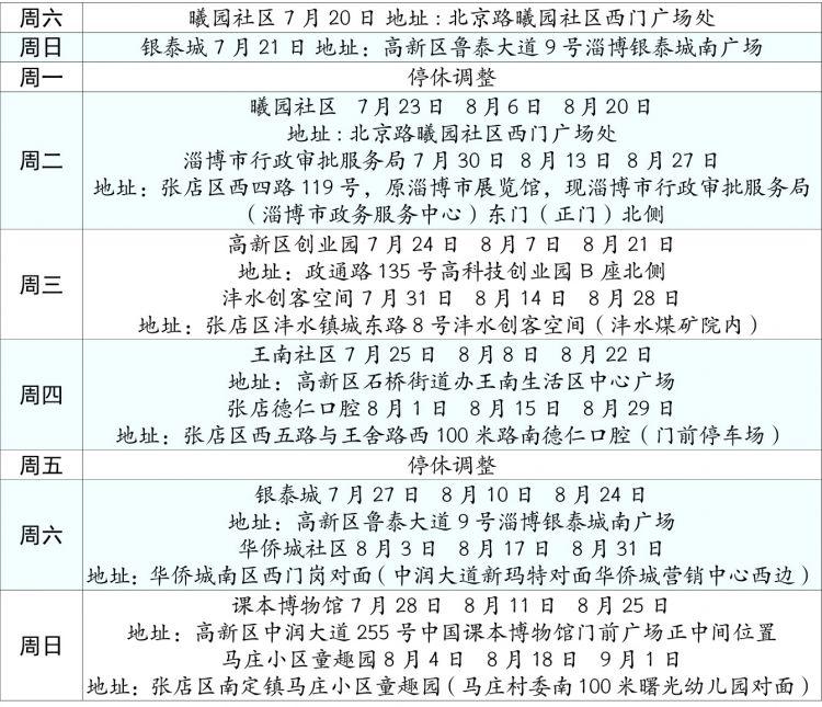 淄博首辆图书流动服务车明天发车