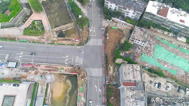泰安擂鼓石大街中段建设工程顺利推进!