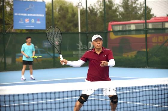 齐聚日照!第十二届国际华人网球邀请赛盛大开幕