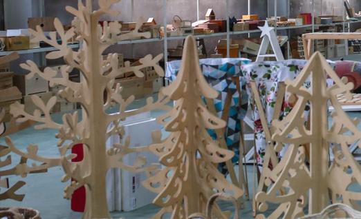 小小木制品走俏海外 看山东曹县如何竖起国际范儿