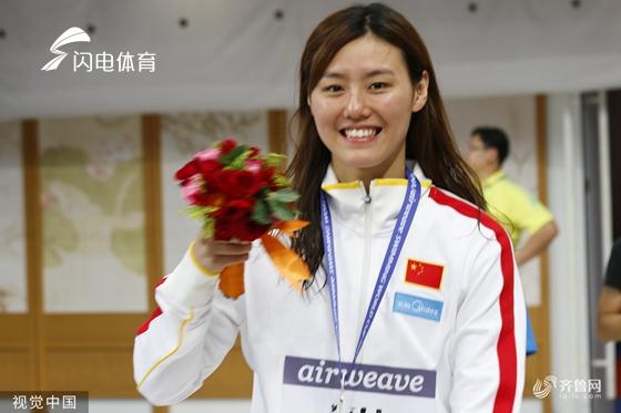 2019国际泳联游泳世界杯济南站 刘湘领衔数十位名将参赛