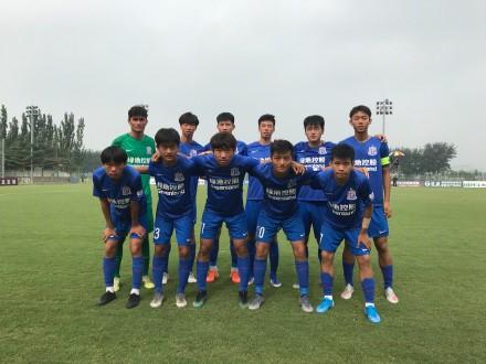 潍坊杯排位赛:上海申花2-1击败河北华夏幸福 夺得第十一名