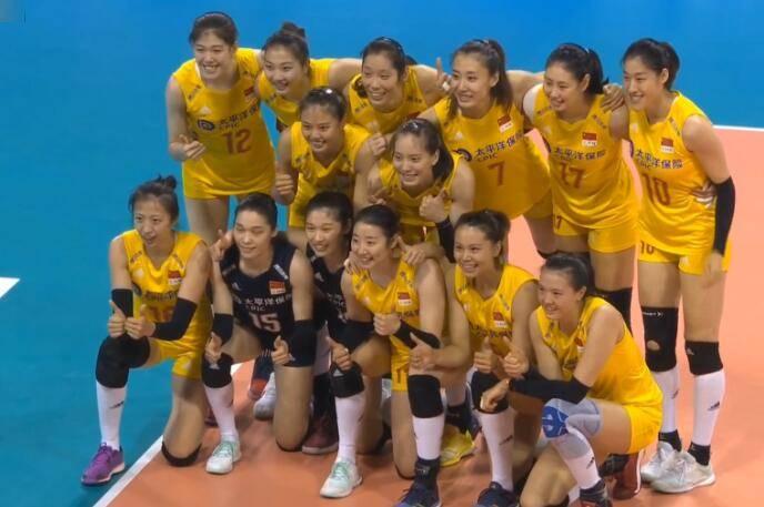 三战全胜!中国女排3-0横扫土耳其进军东京奥运会