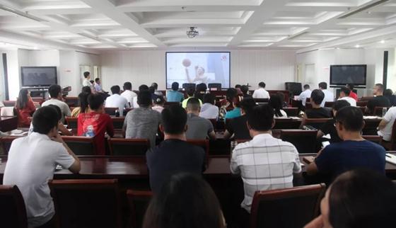 山东省全民健身志愿服务宣讲活动日照站成功举行