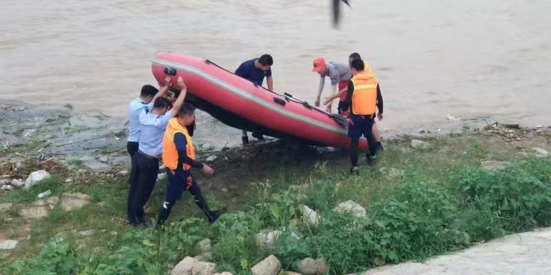 日照暴雨致东港两镇受灾严重 1200多名受灾群众已全部安置