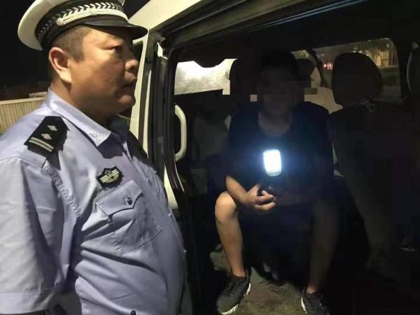 喝酒不开车!青岛国际啤酒节崂山会场已查处酒后醉酒驾驶十余起