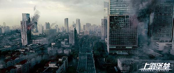 """中国首部""""人类大战外星人""""科幻片 《上海堡垒》:意料之外的惊喜"""