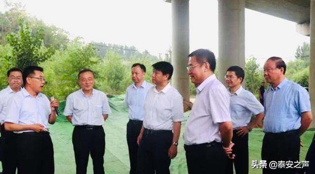 泰安拟建京台高速泰山西互通立交 投资估算总金额为1.5亿元