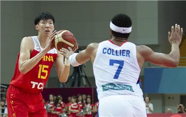 2019昆山國際男籃錦標賽:中國78-72波多黎各