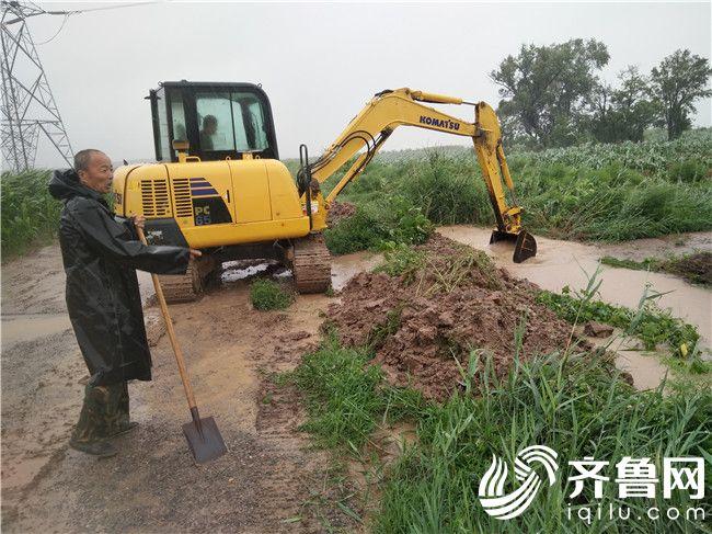 小许村农田排涝