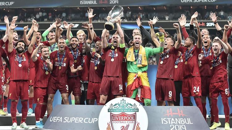 红色时代!利物浦夺欧洲超极杯冠军