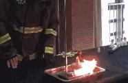涂改液遇火会速燃吗?消防实验给你答案!