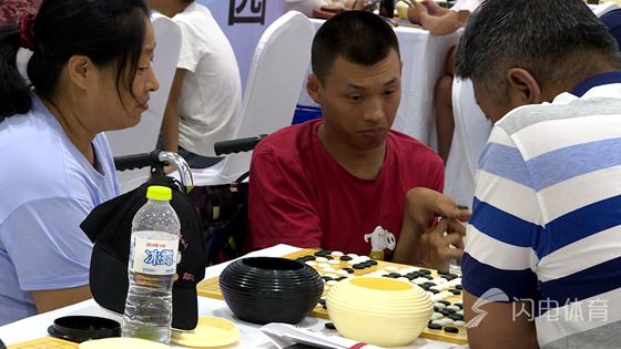 因围棋而变得更美好!脑瘫青年感动围棋大会