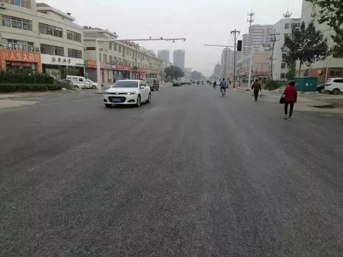 """潍坊文化路终于动工""""断头路""""已打通22条"""